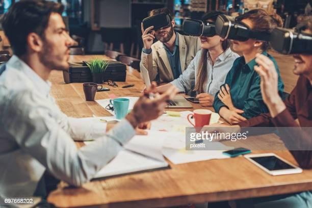 Moderne Technologien für Unternehmen