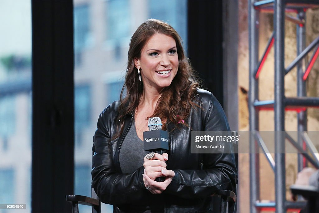AOL BUILD Presents Stephanie McMahon