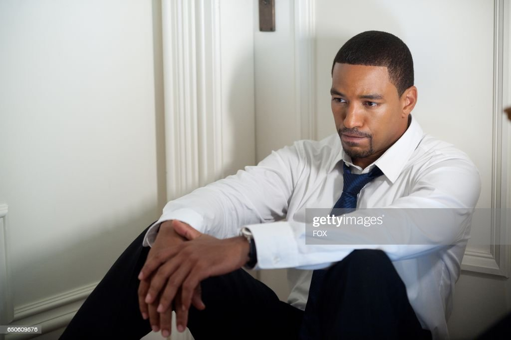 FOX Presents the network premiere of the feature film Jumping The Broom, airing Friday, May 13 (8:00-10:00 PM ET/PT) on FOX. Pictured: Jason (Laz Alonso).