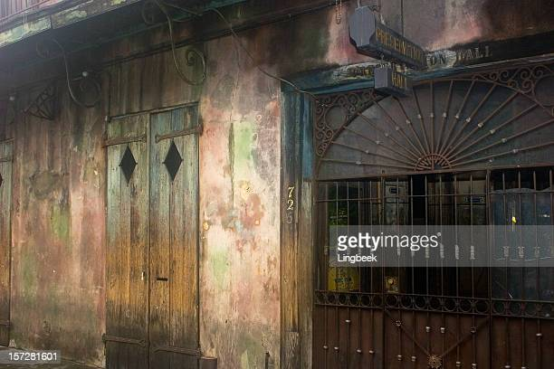 preservation hall - new orleans stock pictures, royalty-free photos & images