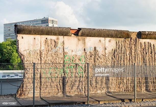 保存されているセクションベルリンの壁崩壊