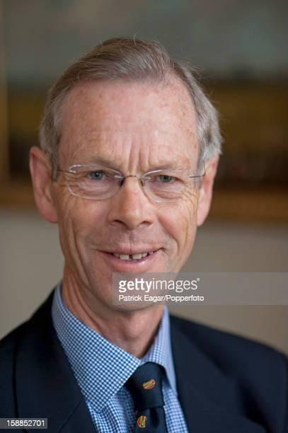 President 2010 11 Christopher MartinJenkins on October 27 2012 in London England
