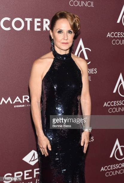 President Accessories Council Karen Giberson attends the 23rd Annual ACE Awards at Cipriani 42nd Street on June 10 2019 in New York City