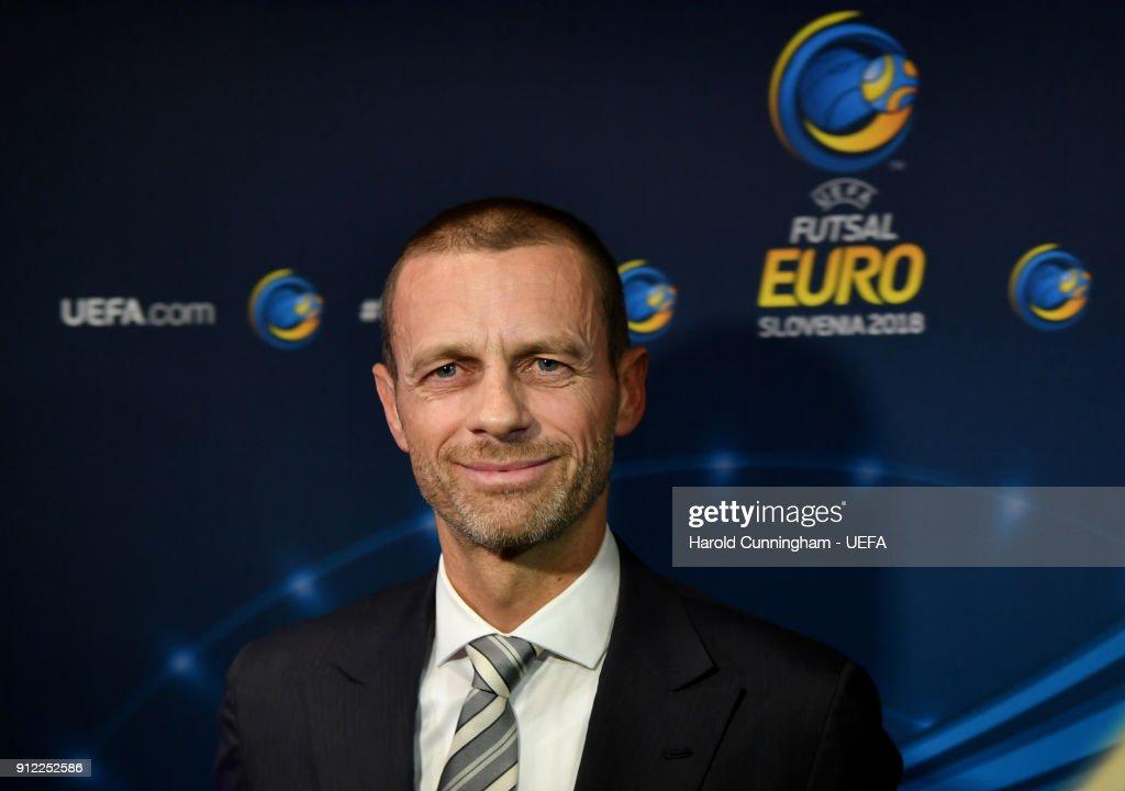 Slovenia v Serbia - UEFA Futsal EURO 2018