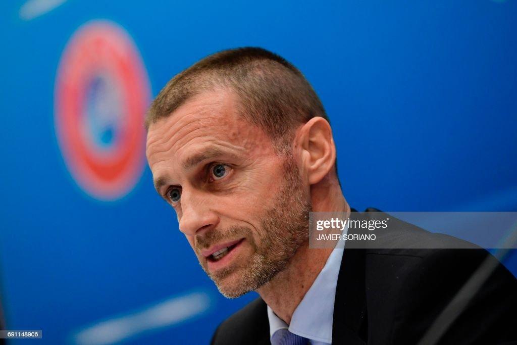 FBL-EUR-C1-UEFA : News Photo