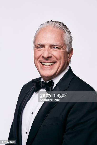 President American Cinematheque Mark Badagliacca poses for a portrait at the 31st Annual American Cinematheque Awards Gala at The Beverly Hilton...