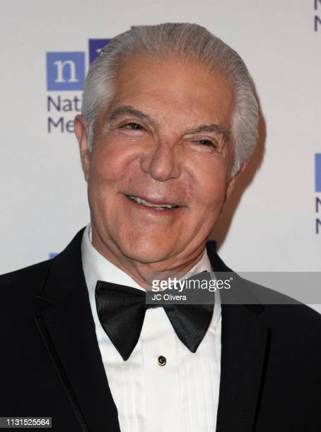 President and CEO Alex Nogales attends the 22nd Annual National Hispanic Media Coalition Impact Awards Gala at Regent Beverly Wilshire Hotel on...