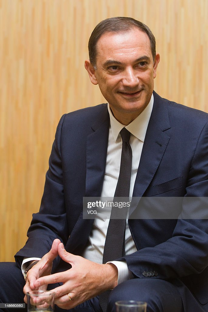 1605f64ef13 President and Ceo at Louis Vuitton China Ltd Philippe Fortunato ...