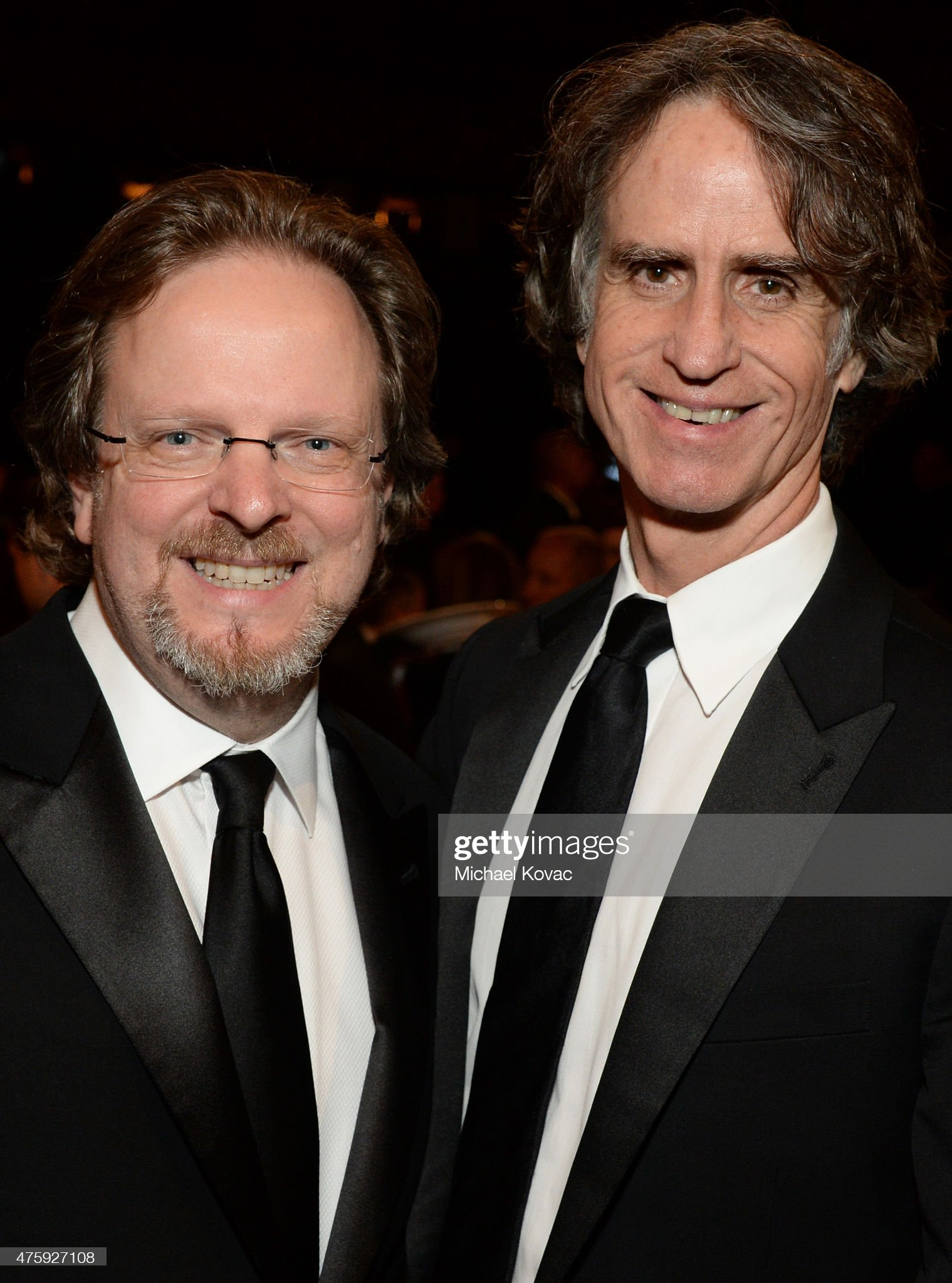 ¿Cuánto mide Bob Gazzale? - Real height President-and-ceo-bob-gazzale-and-directorproducer-jay-roach-attend-picture-id475927108?s=2048x2048