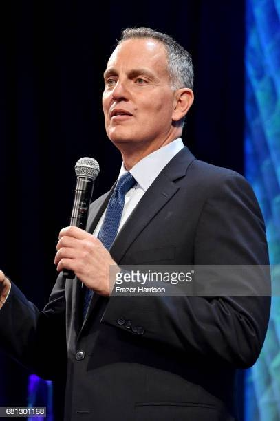 President and CEO Michael O'Neill speaks onstage at the Broadcast Music Inc honors Barry Manilow at the 65th Annual BMI Pop Awards on May 9 2017 in...