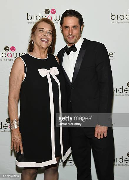 President and CEO of Bideawee Nancy Taylor and Prince Lorenzo Borghese attend the 2015 Bideawee Ball with Former Bachelor Star Prince Lorenzo...