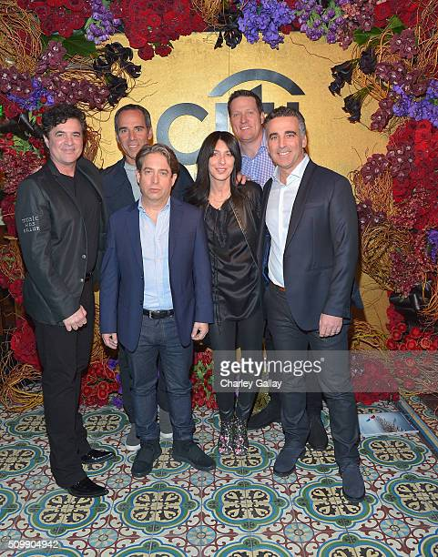 President and CEO of Big Machine Scott Borchetta CEO of Republic Records Monte Lipman president of the Republic Group Charlie Walk Wendy Goldstein...