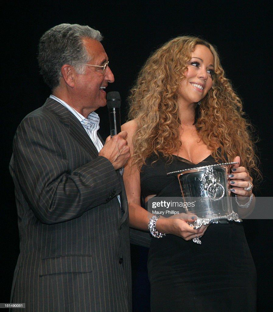 2012 BMI Urban Awards Honoring Mariah Carey - Inside