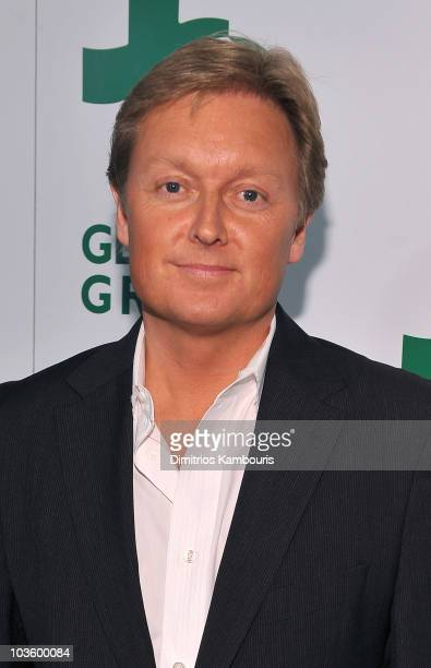 President and CEO of Fisker Automotive Henrik Fisker attends Global Green USA's 5th Annual Pre Oscar Party, raising awareness about smart climate...