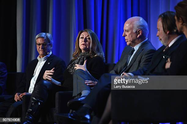 President and CEO of Forbes Media LLC Michael Perlis President of Dwell Media Michela O'Connor Abrams New York Magazine Publisher Larry Burstein Paul...
