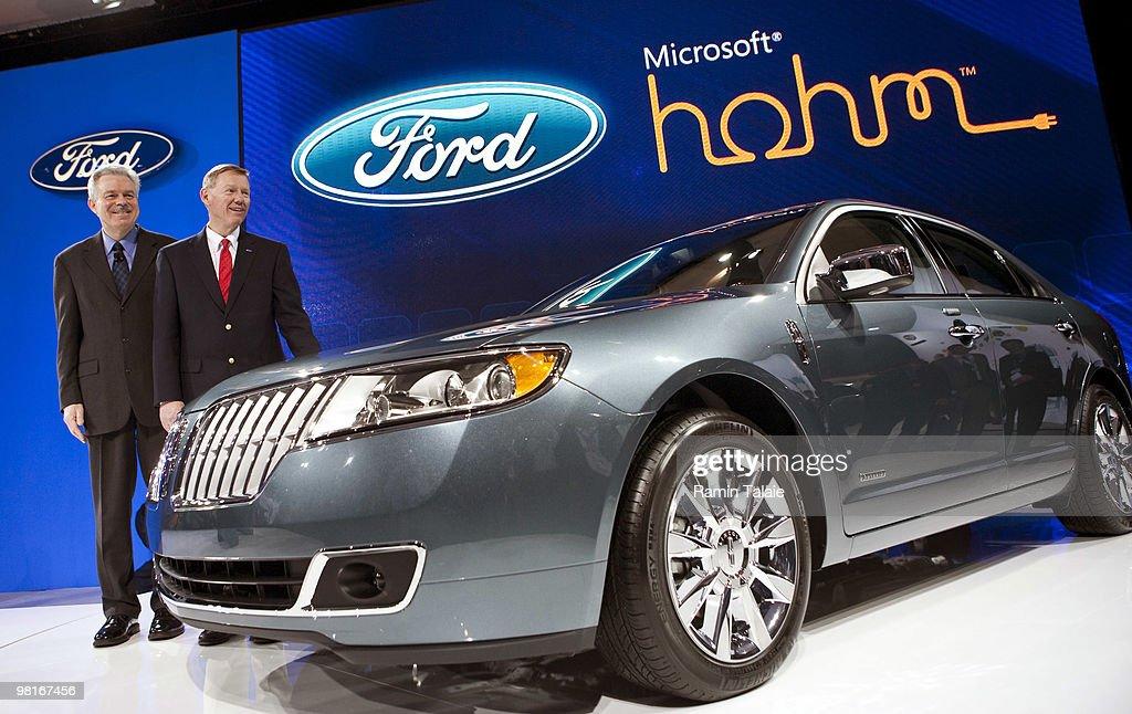 New York International Auto Show Holds Media Preview Photos And - Car show york pa