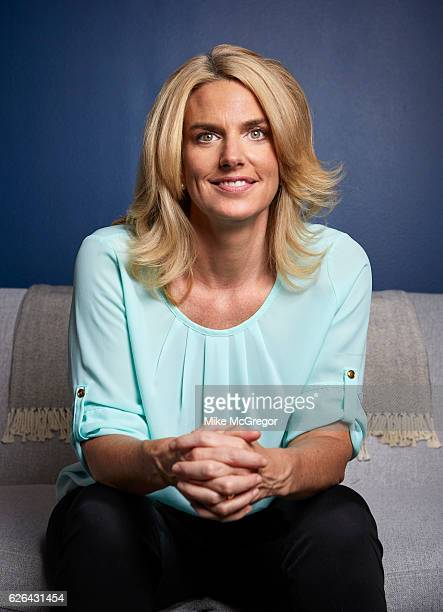 President and CEO of GLAAD, Sarah Kate Ellis is photographed for Variety on September 19, 2016 in New York City. PUBLISHED IMAGE.
