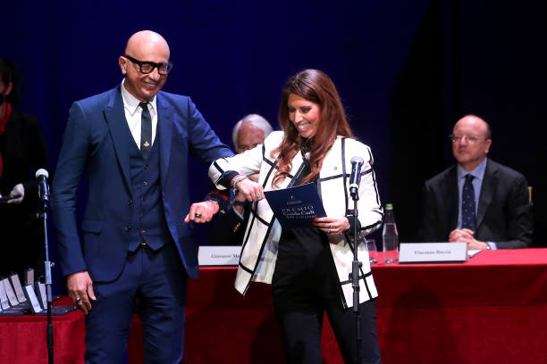 ITA: Guido Carli Prize In Rome