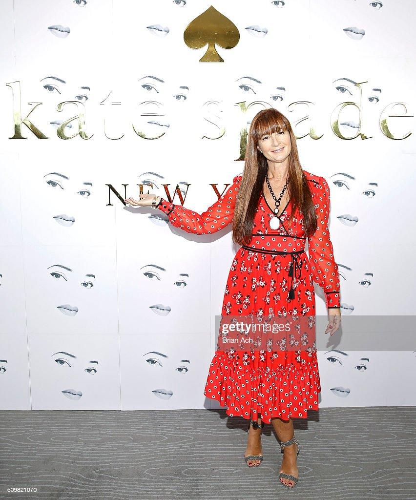 Kate Spade New York - Presentation - Fall 2016 New York Fashion Week