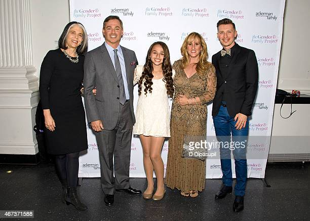 President and CEO of the Ackerman Institute for the Family Lois Braverman Greg Jennings Jazz Jennings Jeanette Jennings and director of the Ackerman...