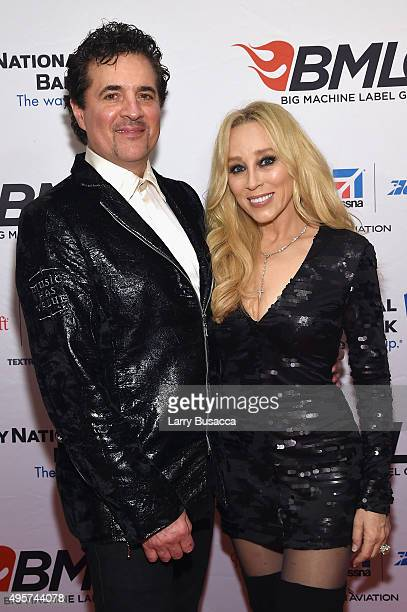 President and CEO of the Big Machine Label Group Scott Borchetta and Senior Vice President of Creative at Big Machine Label Group Sandi Spika...