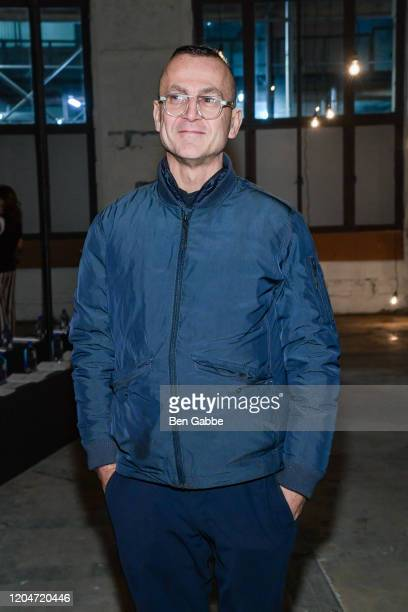 President and CEO of the CFDA Steven Kolb attends the Monse Fashion Show during New York Fashion Week The Shows on February 07 2020 in New York City