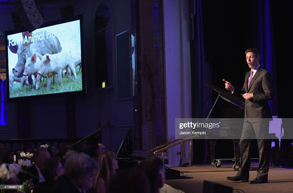 The Humane Society Of The United States' Los Angeles Benefit Gala : News Photo