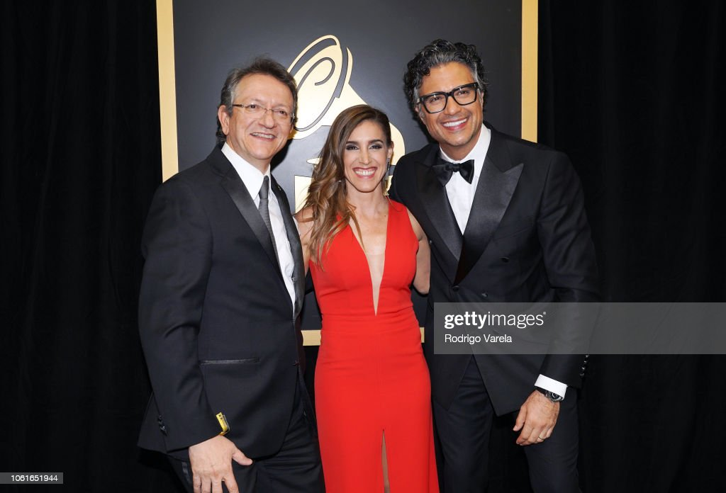 The 19th Annual Latin GRAMMY Awards - Person Of The Year Gala Honoring Mana - Roaming Show : News Photo