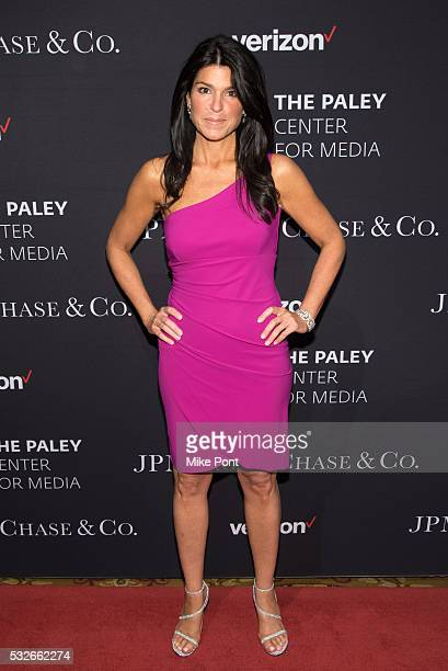 President and CEO of The Paley Center for Media Maureen J Reidy attends the 2016 Paley Center for Media's Tribute To Hispanic Achievements In...