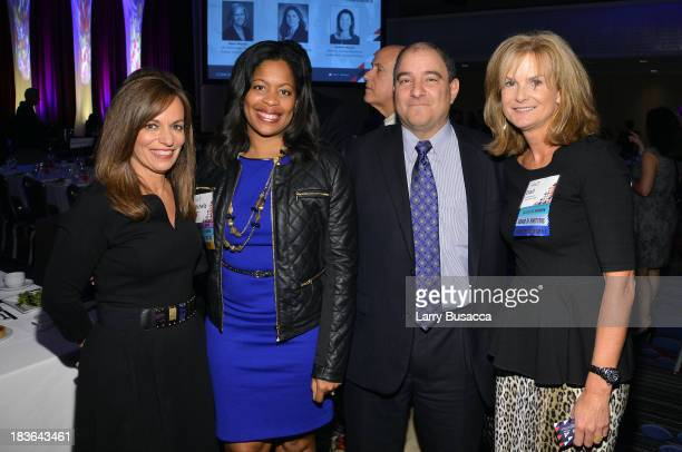 President and CEO of Women in Cable Telecommunications Maria E Brennan Executive Vice President of Affiliate Sales and Marketing at TV One Michelle...