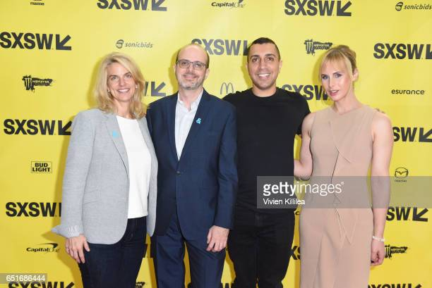 President and CEO Sarah Kate Ellis Director of Programs Transgender Media at GLAAD Nick Adams Founder and CEO of Tinder Sean Rad and artist and...