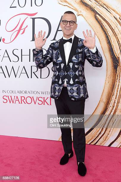 President and CEO Steven Kolb attends the 2016 CFDA Fashion Awards at the Hammerstein Ballroom on June 6 2016 in New York City