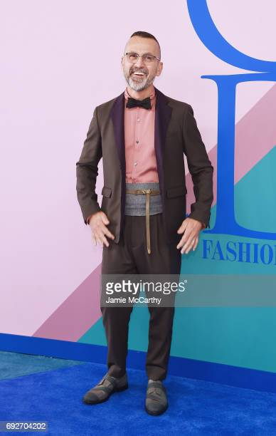 President and CEO Steven Kolb attends the 2017 CFDA Fashion Awards at Hammerstein Ballroom on June 5 2017 in New York City