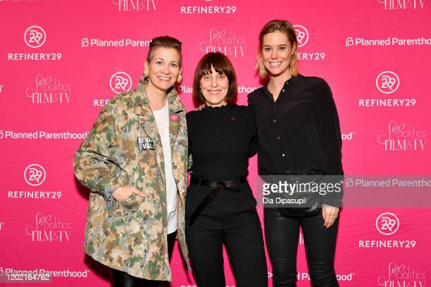 President and Chief Content Officer at Refinery29 Amy Emmerich Senior Director Arts Entertainment Engagement for Planned Parenthood Federation of...