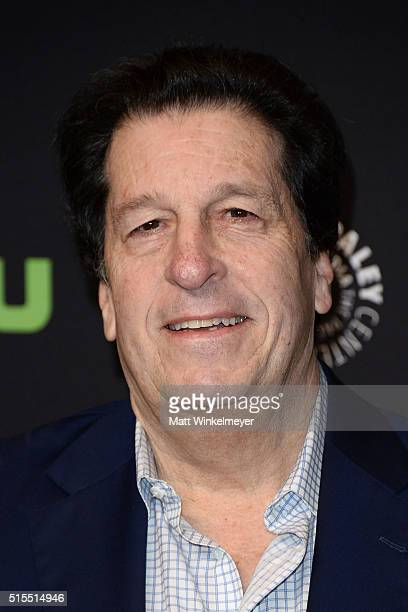 President and Chief Content Officer at Warner Bros Television Group/Board of Governors at Paley Center for Media Peter Roth arrives at The Paley...