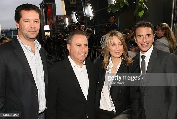 President and Chief Operating Officer of DreamWorks Studios Jeff Small President of The Walt Disney Studios Alan Bergman CoChairman/CEO of DreamWorks...