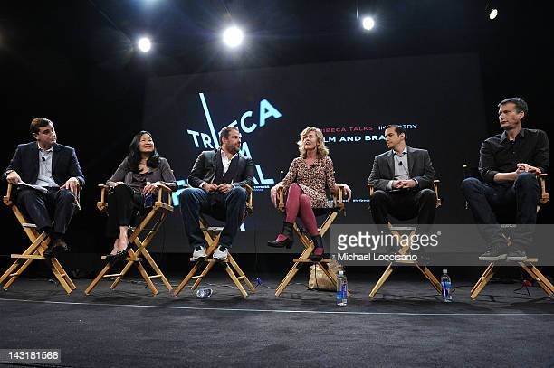 President and Chief Operating Officer of Tribeca Enterprises Jon Patricof Global Executive Director Advertising and Brand at GE Judy Hu Director...