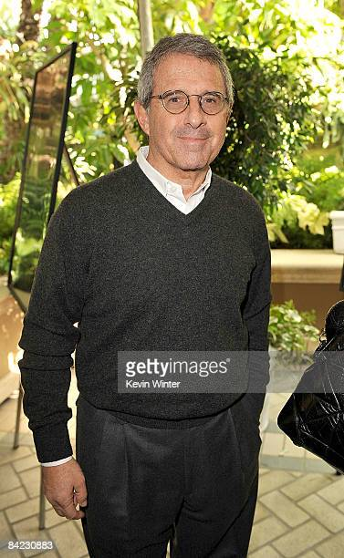 President and Chief Operating Officer of Universal Studios Ron Meyer arrives at the AFI Awards 2008 held at the Four Seasons Hotel on January 9 2009...
