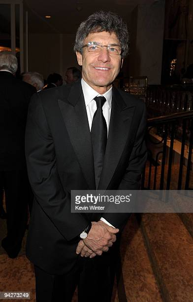 President and Chief Operating Officer of Warner Bros Alan Horn attends the UNICEF Ball honoring Jerry Weintraub held at the Beverly Wilshire Hotel on...