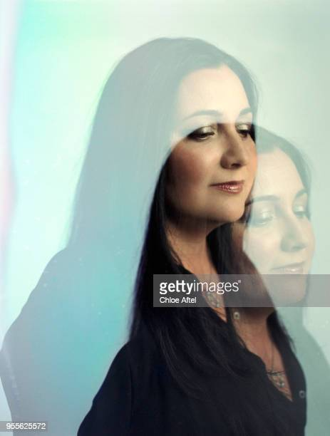 President and Chief People Officer at Salesforce Cindy Robbins is photographed for Fast Company Magazine on March 13 2017 in San Francisco California...