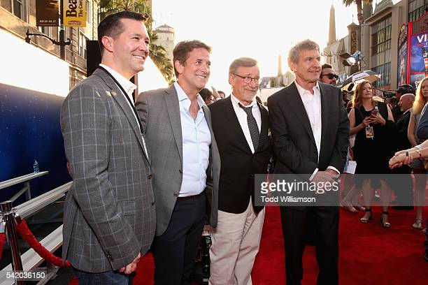 President and CoCEO Amblin Partners Jeff Small CEO Amblin Partners Michael Wright Director Steven Spielberg and Chairman The Walt Disney Studios Alan...