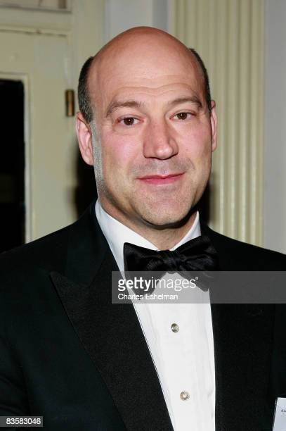 President and CoCOO of Goldman Sachs and inductee Gary D Cohn attends the 33rd Annual Boys Club All Sports Hall of Fame Gala at the WaldorfAstoria on...