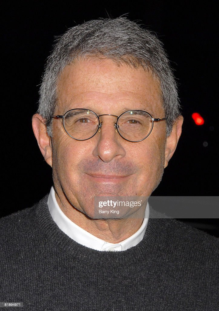 President and COO of Universal Studios Ron Meyer arrives to the Los Angeles premiere of 'Atonement' at The Academy of Motion Picture Arts and Sciences on December 6, 2007 in Beverly Hills, California.