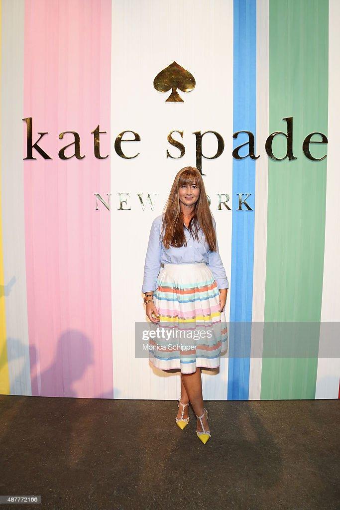 Kate Spade New York - Presentation - Spring 2016 New York Fashion Week