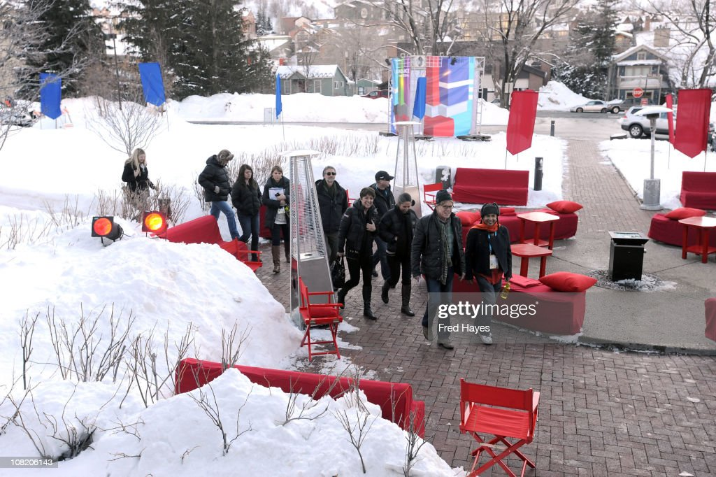 Robert Redford & Artists - 2011 Sundance Film Festival