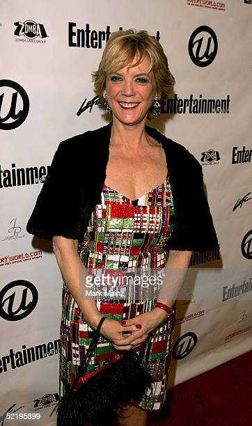President and General Manager of L'Oreal Paris Carol Hamilton arrives at Usher's Private Grammy Party hosted by Entertainment Weekly at Geisha House...