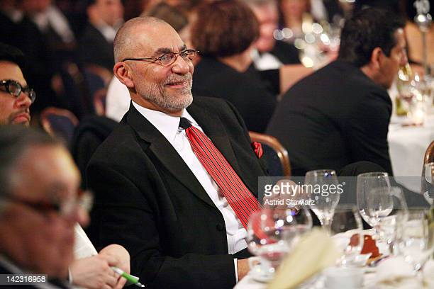 President and General Manager of NBC 4 New York Michael Jack attends the 55th Annual New York Emmy Awards gala at the Marriott Marquis Times Square...