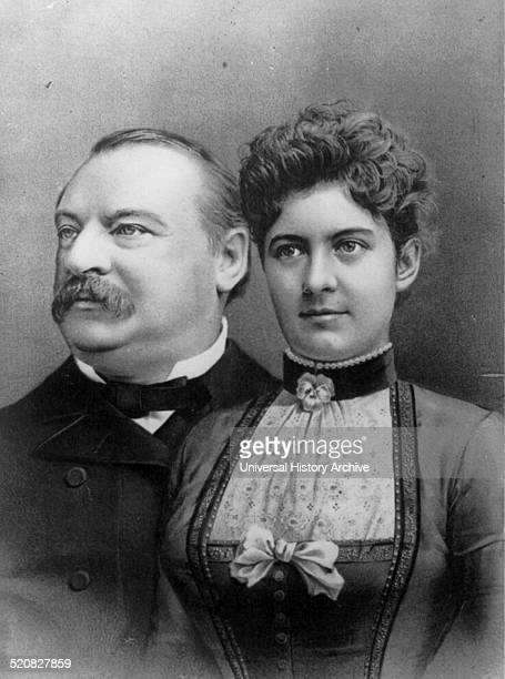 President and Mrs Grover Cleveland Cleveland was the 22nd and 24th President of the United States He is the only president to serve two...