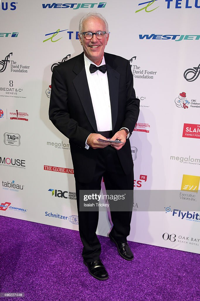 President and Vice Chancellor of Ryerson University, Sheldon Levy arrives at the David Foster Foundation Miracle Gala And Concert at Mattamy Athletic Centre on September 26, 2015 in Toronto, Canada.