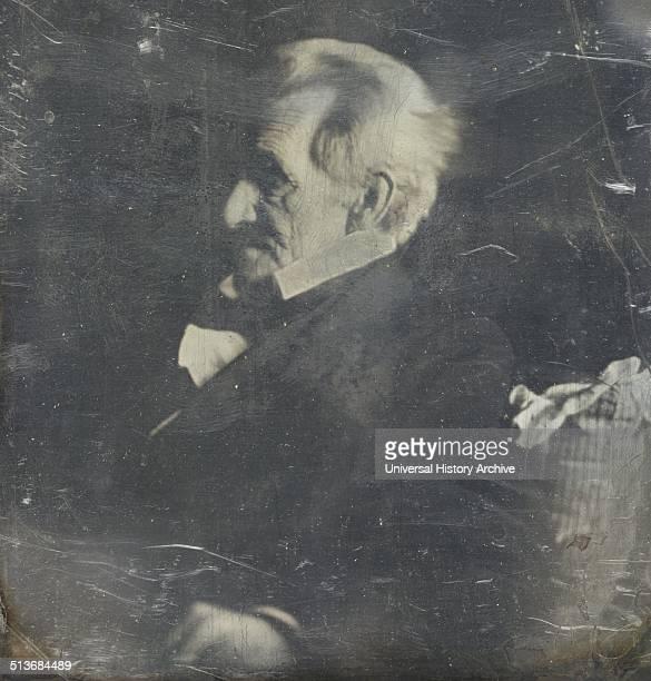 US President Andrew Jackson March 4 1829 – March 4 1837 Daguerreotype by Mathew Brady 1844